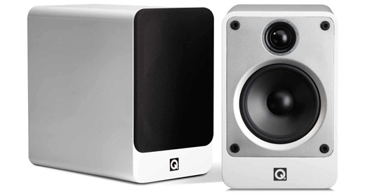 Q Acoustics Concept 20 Standmount Speakers REVIEW