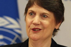 Helen Clark who, as then-Prime Minister, declined Finn's idea of a State-funded youth radio station.