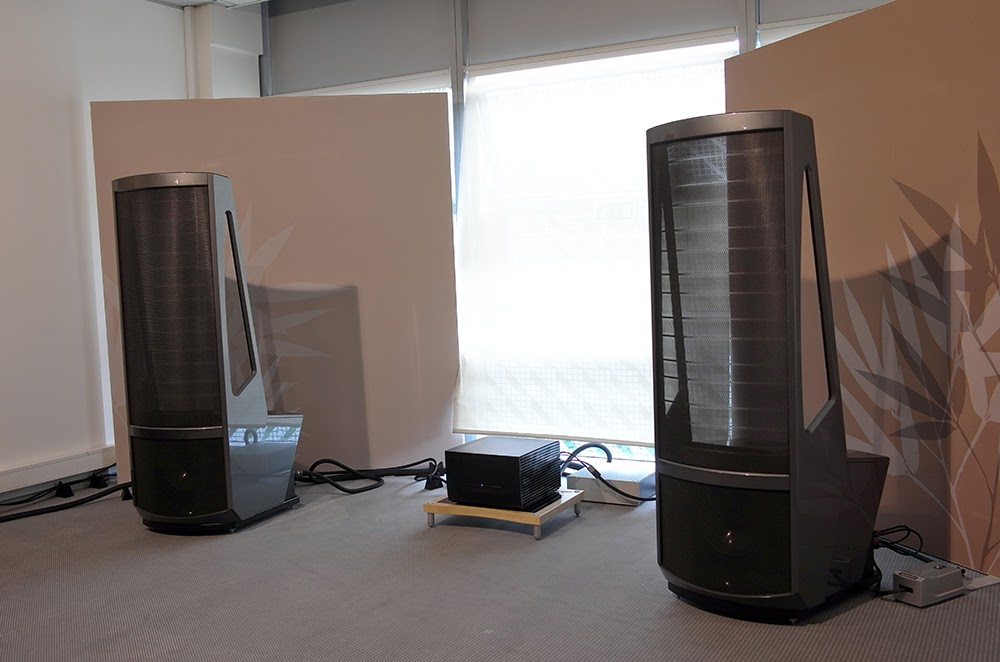 Martin Logan's Weighty Neolith