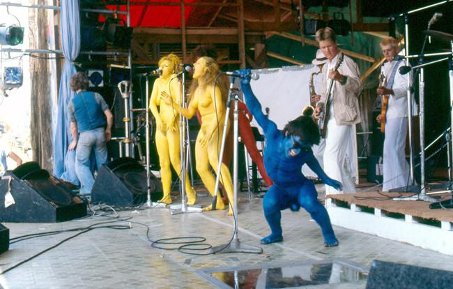The Plague, 1979