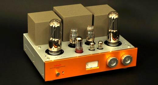 Line Magnetic LM-518IA Integrated SET Amplifier REVIEW