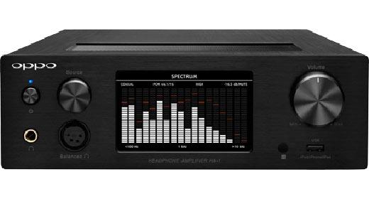 OPPO Releases HA-1 Headphone Amplifier