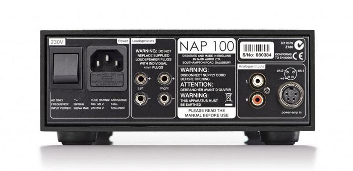 WD-Naim-NAP100