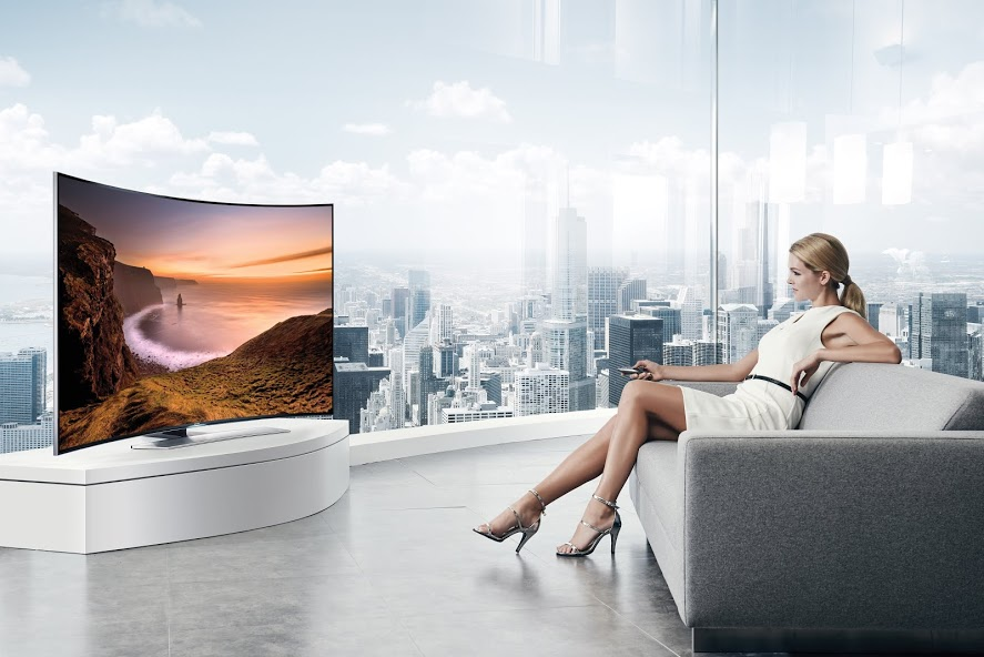 Samsung Curved 65-inch UHD TV REVIEW