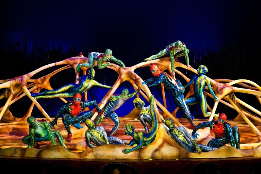 Totem – Cirque du Soleil, Alexandra Park, Auckland REVIEW