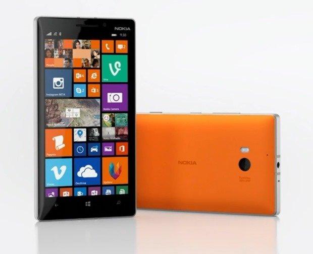 The flagship Lumia 930