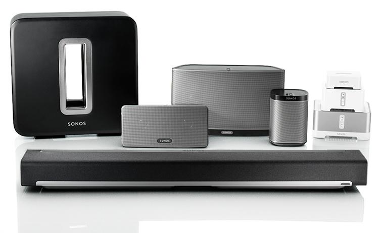 Bye-bye Ethernet, Hello Sonos Wi-Fi!