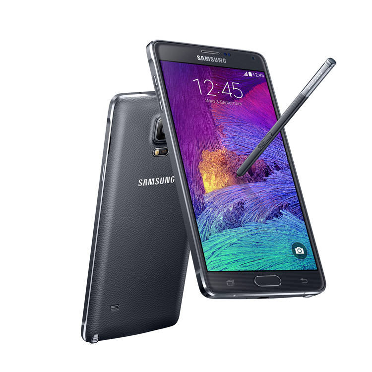 Samsung's Flagship Galaxy Note 4 Announced