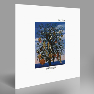 Talk Talk – Spirit Of Eden (Parlophone/EMI) VINYL LP Review