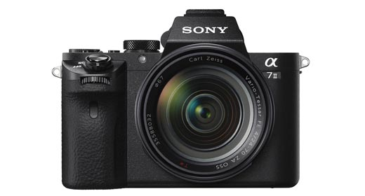 Sony Introduces a7 II Camera