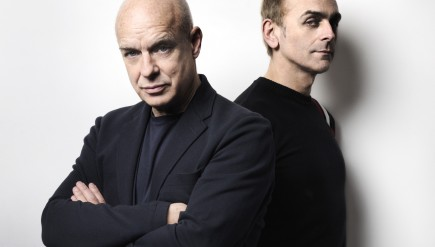 Brian Eno/Karl Hyde – Someday World (Warp/Border)