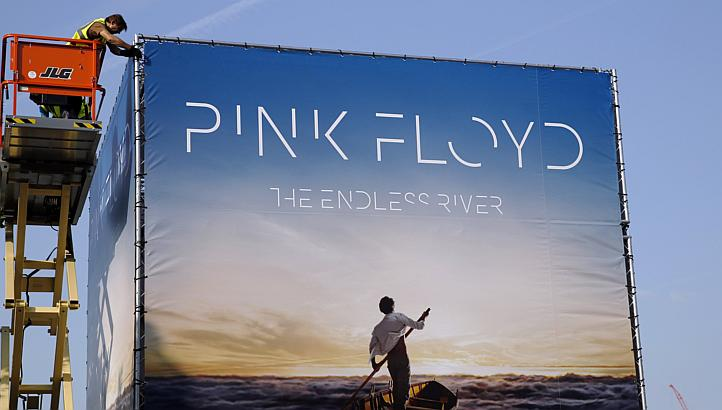 Pink Floyd – The Endless River (Columbia) CD REVIEW