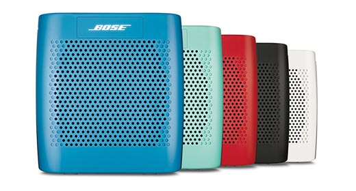 Bose SoundLink Colour Bluetooth Speaker REVIEW