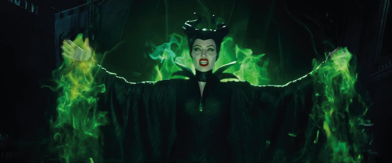 Maleficent (Disney) BLU-RAY REVIEW