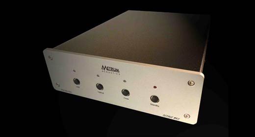 Metrum Acoustics 'Octave MkII' NOS Mini DAC Review