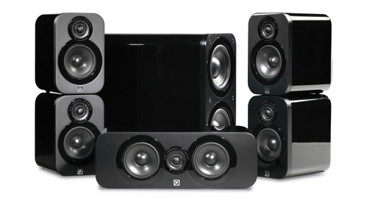 Q Acoustics Launches 3000 Series Speakers