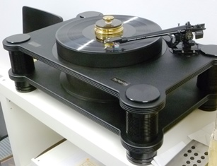 Dutch turntable Van den Hul