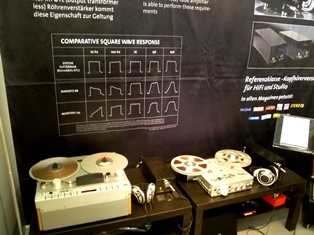 More reel-to-reel tapes