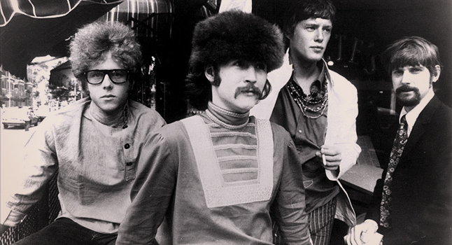 The regrettable Crosby and The Byrds