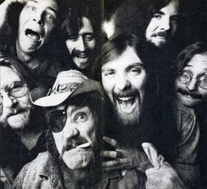 Dr Hook and his merry pranksters