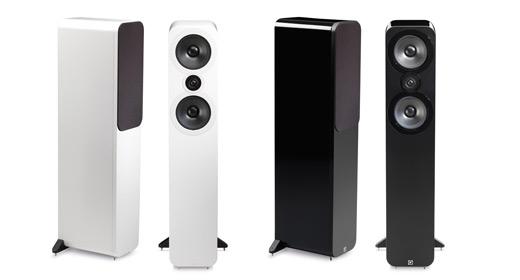 Q Acoustics 3050 Floorstanding Speaker REVIEW