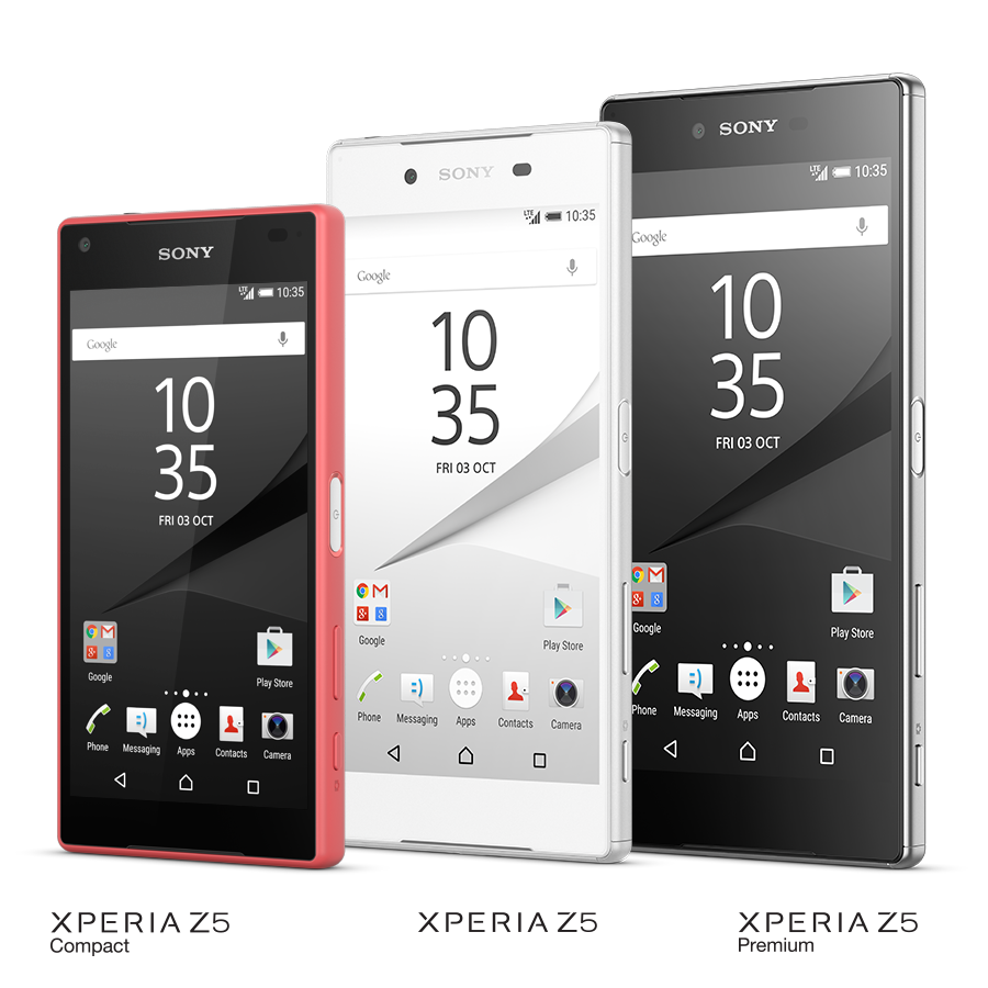 New Sony Xperia Smartphone Boasts 4K Screen