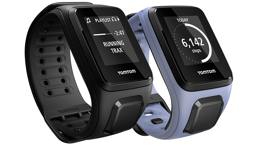 TomTom's Spark Fitness Watch Integrates Music Player