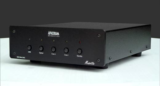 Metrum Acoustics Musette NOS Mini DAC REVIEW