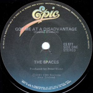 The Spaces Label