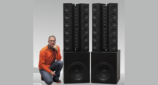 Tekton Design Loudspeakers Available In NZ Through Parmenter Sound