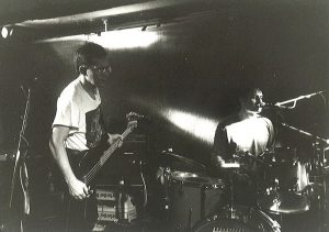 The Clean (Robert and Hamish visible) 1990s