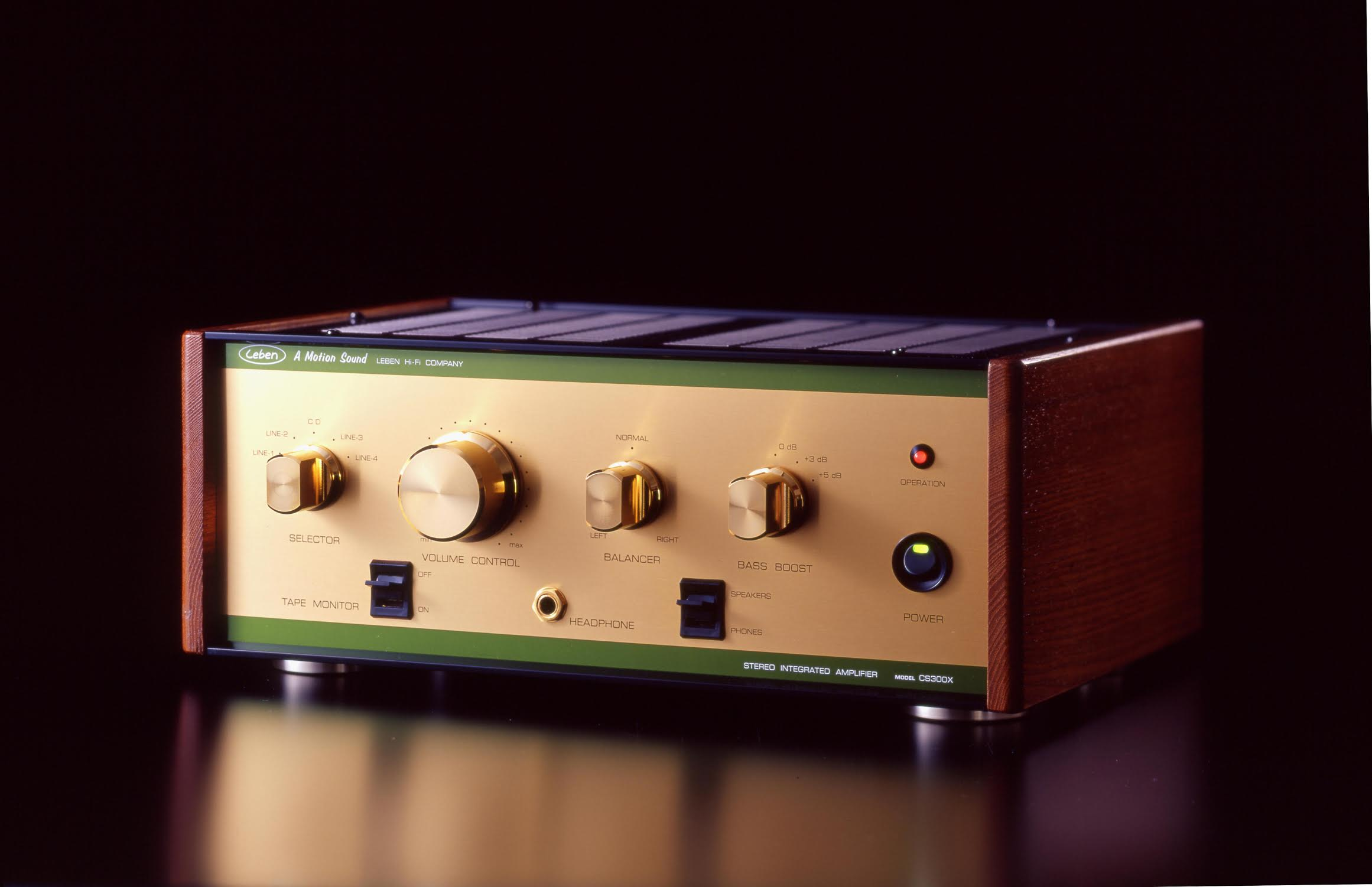 Leben CS300XS Integrated Valve Amplifier REVIEW