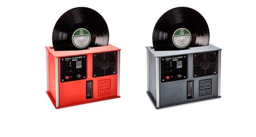 Glass Audio Vinyl Cleaner Pro Record Washing Machine