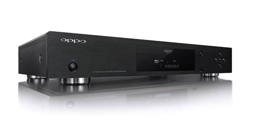 OPPO Releases 4K Ultra HD Blu-ray Disc Player