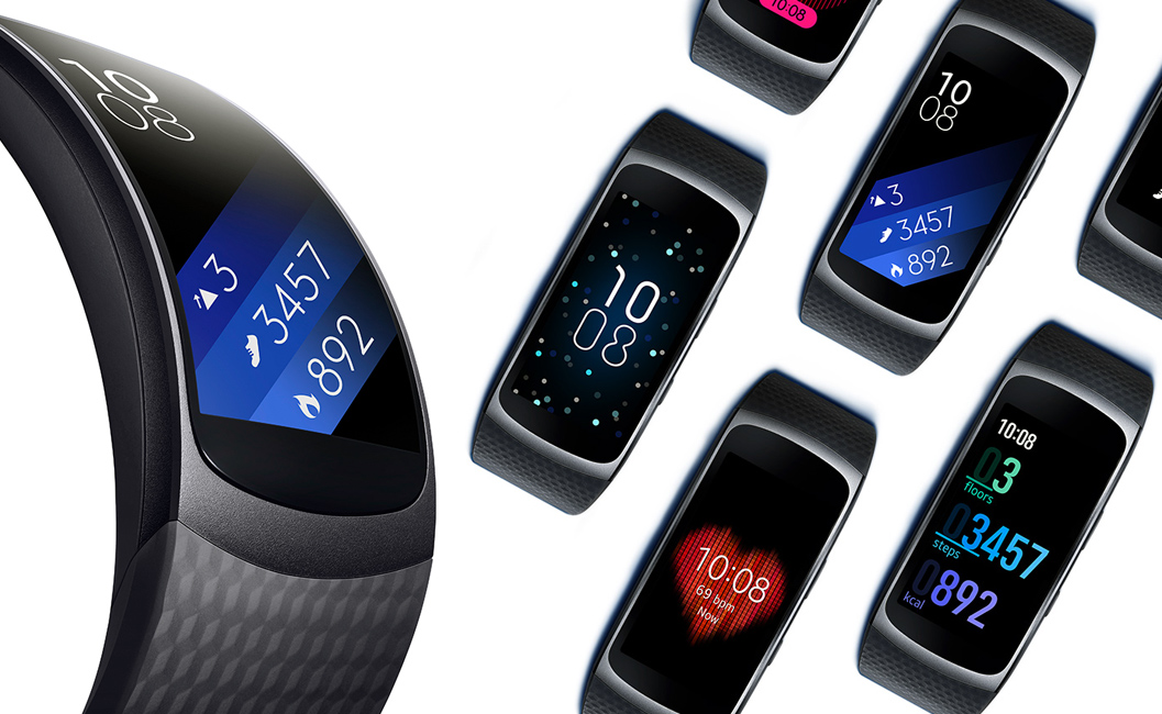 Samsung Gear Fit2 Tracker REVIEW
