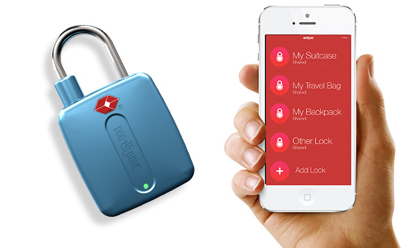 Locksmart Travel Bluetooth Padlock Review Witchdoctor Co Nz