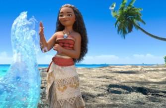Moana (Disney) FILM REVIEW