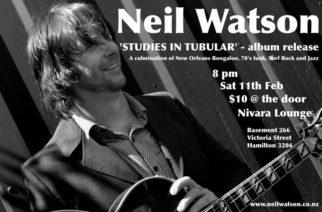 Neil Watson – Studies In Tubular (Southbound)