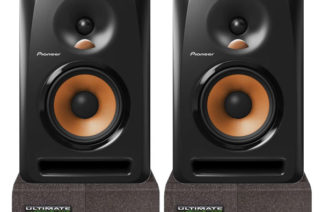 Can a set of these Pioneer Bulit monitors serve as a domestic hi-fi system?