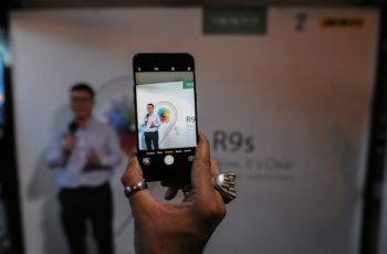 Oppo Demonstrates A Zoom Lens Phone Camera