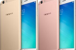 OPPO F1S camera phone
