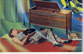 Ad from the 'golden age' of hi-fi