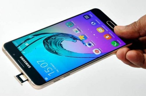 Samsung Galaxy 2017 A7 Smartphone REVIEW