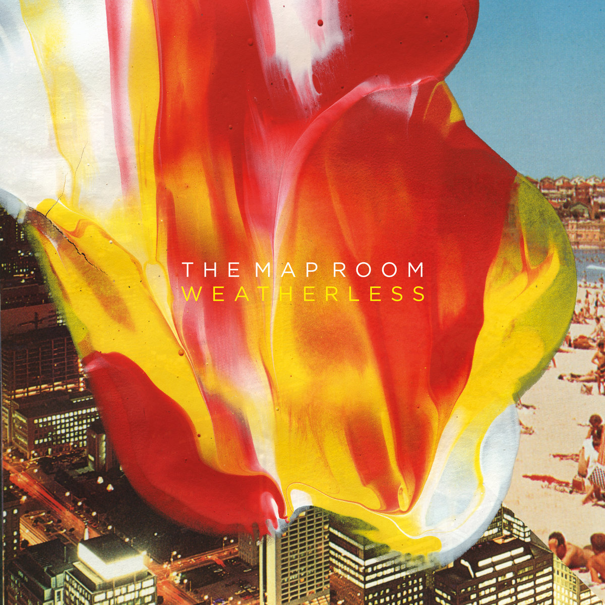 The Map Room Weatherless No Label ALBUM REVIEW Witchdoctorconz