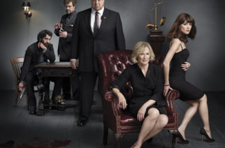 Damages TELEVISION REVIEW