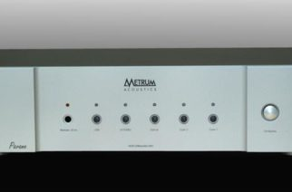 Metrum Acoustics Pavane DAC REVIEW