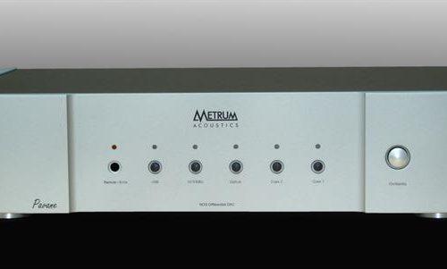 Metrum Acoustics Pavane DAC REVIEW