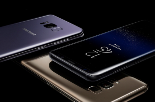 Samsung Galaxy S8 Plus Smartphone REVIEW