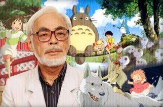 Me And Miyazaki