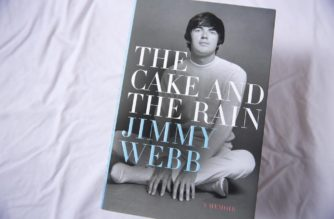 The Cake And The Rain – Jimmy Webb (St. Martins) BOOK REVIEW